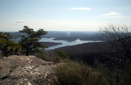Wanaque Reservoir from High Point